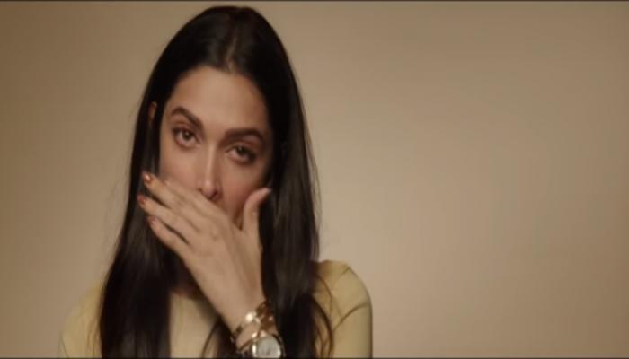 VIDEO : 'त्या' आठवणींमुळे दीपिकाला रडू कोसळलं