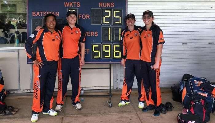 क्रिकेटमधला दुसरा मोठा विजय! एक टीम ५९६ रनवर, दुसरी २५ रनवर आऊट