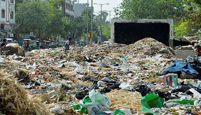 'कडोंमपा' कचऱ्याच्या ढीगात, कर्मचारी संपावर