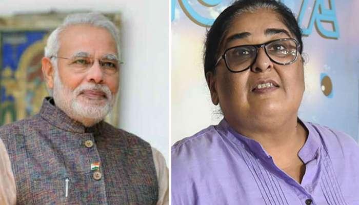 #MeToo प्रकरणी विनता नंदा पंतप्रधानांना म्हणाल्या....