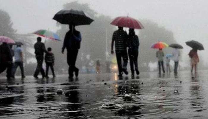 मुंबईसह कोकण आणि पुण्यात पाऊस