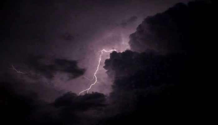 'ऑक्टोबर हीट'मध्ये मुसळधार पाऊस, शेतीचं नुकसान