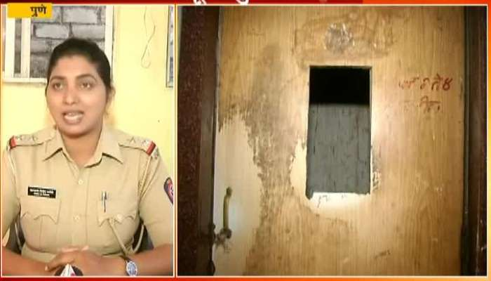 Pune Five Year Old Nashra Rehman Khan Died After Getting Stuck In Lift
