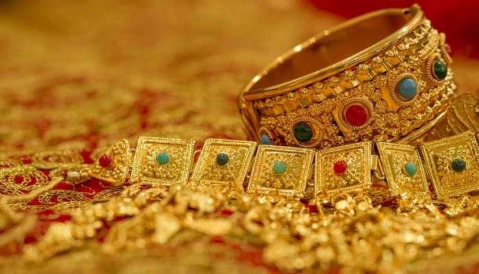 सोनं आणि चांदीचे दर झाले स्वस्त