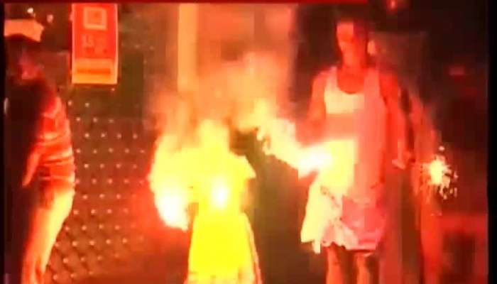 No Blanket Ban On Firecrackers,Sale Of Green Crackers Permitted Supreme Court