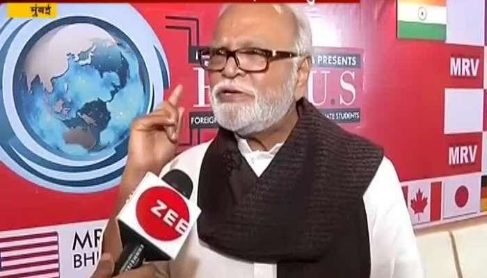 Mumbai NCP Leader Chhagan Bhujbal Criticise BJP Govt On Ram Mandir