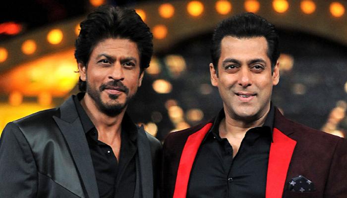 सलमान आणि शाहरुख या सिनेमात दिसणार एकत्र