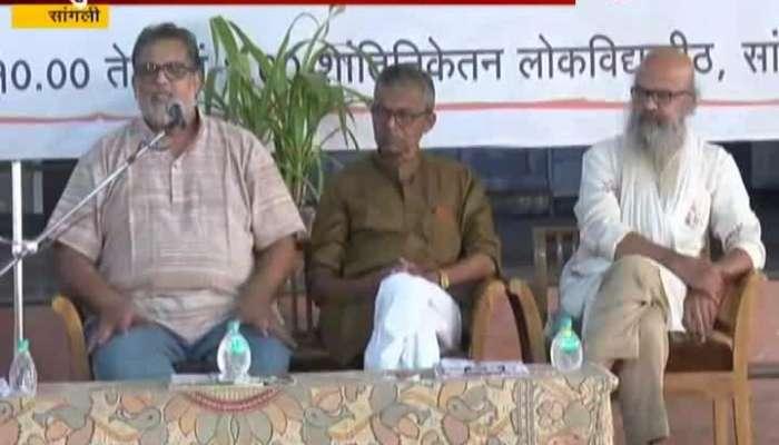 Tushar Gandhi On Mahatma Gandhi And Dr Ambedkar