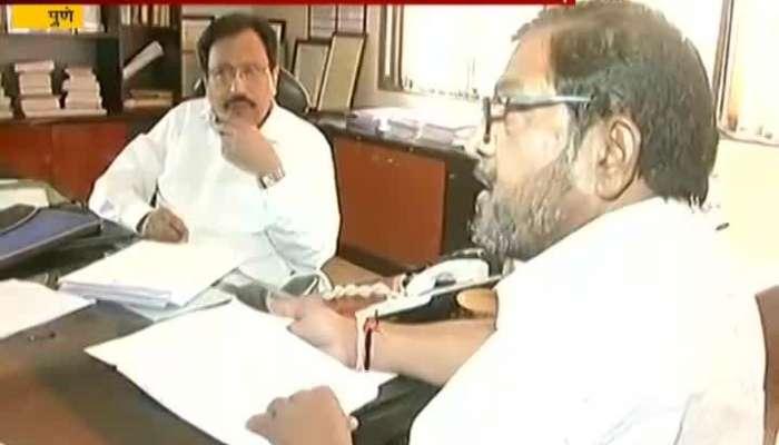 Shivsena MLA Tanaji Sawant Bhaironath Sugar Factory Lisence Suspended