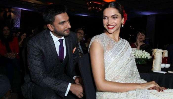#DeepikaRanveerWedding : 'दीप-वीर'ला एकत्र पाहून पाहुण्यांच्या डोळ्यांत आनंदाश्रू