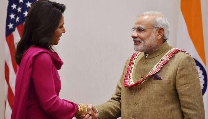 अमेरिकेच्या राष्ट्राध्यक्षपदासाठी या हिंदू महिलेचं नाव चर्चेत