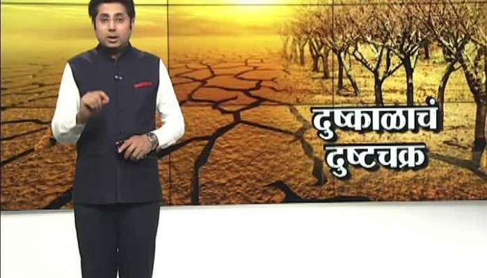 Parbhani,Manvat Farmers Face Drought Problem In November Month