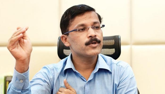 नवी मुंबई मनपा आयुक्त तुकाराम मुंढेंची बदली